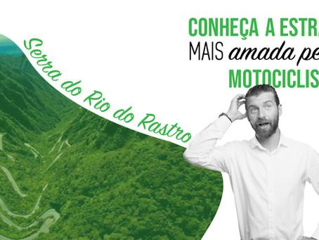Serra do rio do rastro: conheça a estrada mais amada pelos motociclistas