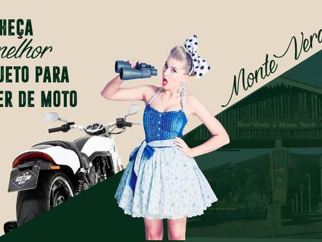 Monte Verde: Conheça o melhor trajeto para fazer de moto