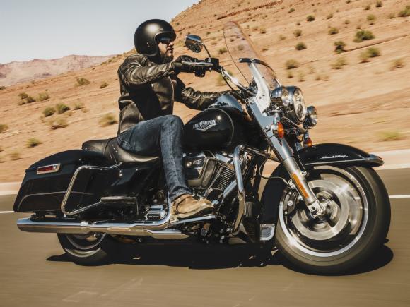 Capacete aberto Harley Davidson Heritage