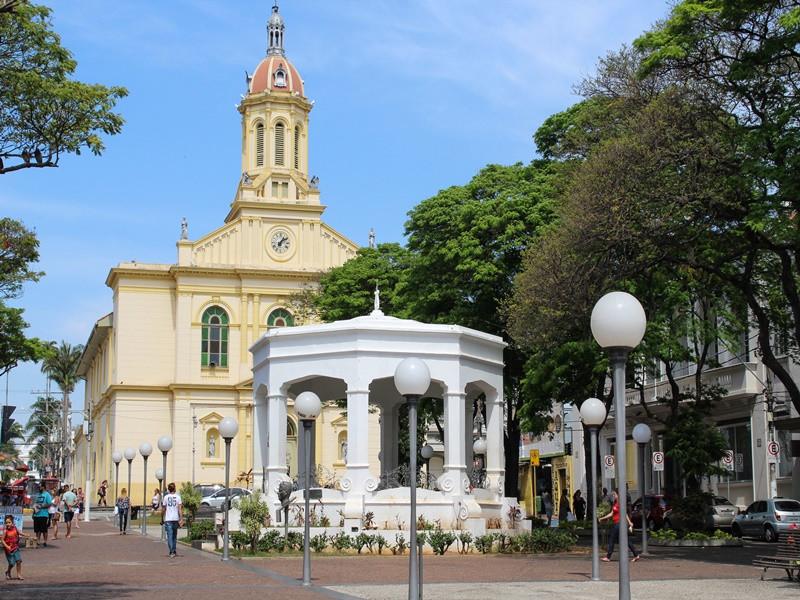 Centro histórico de Itu