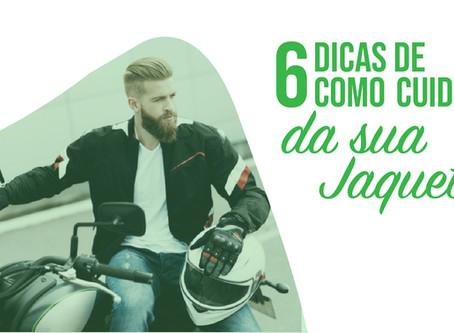 6 dicas para cuidar da sua jaqueta