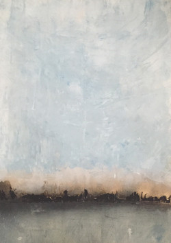 The first horizon
