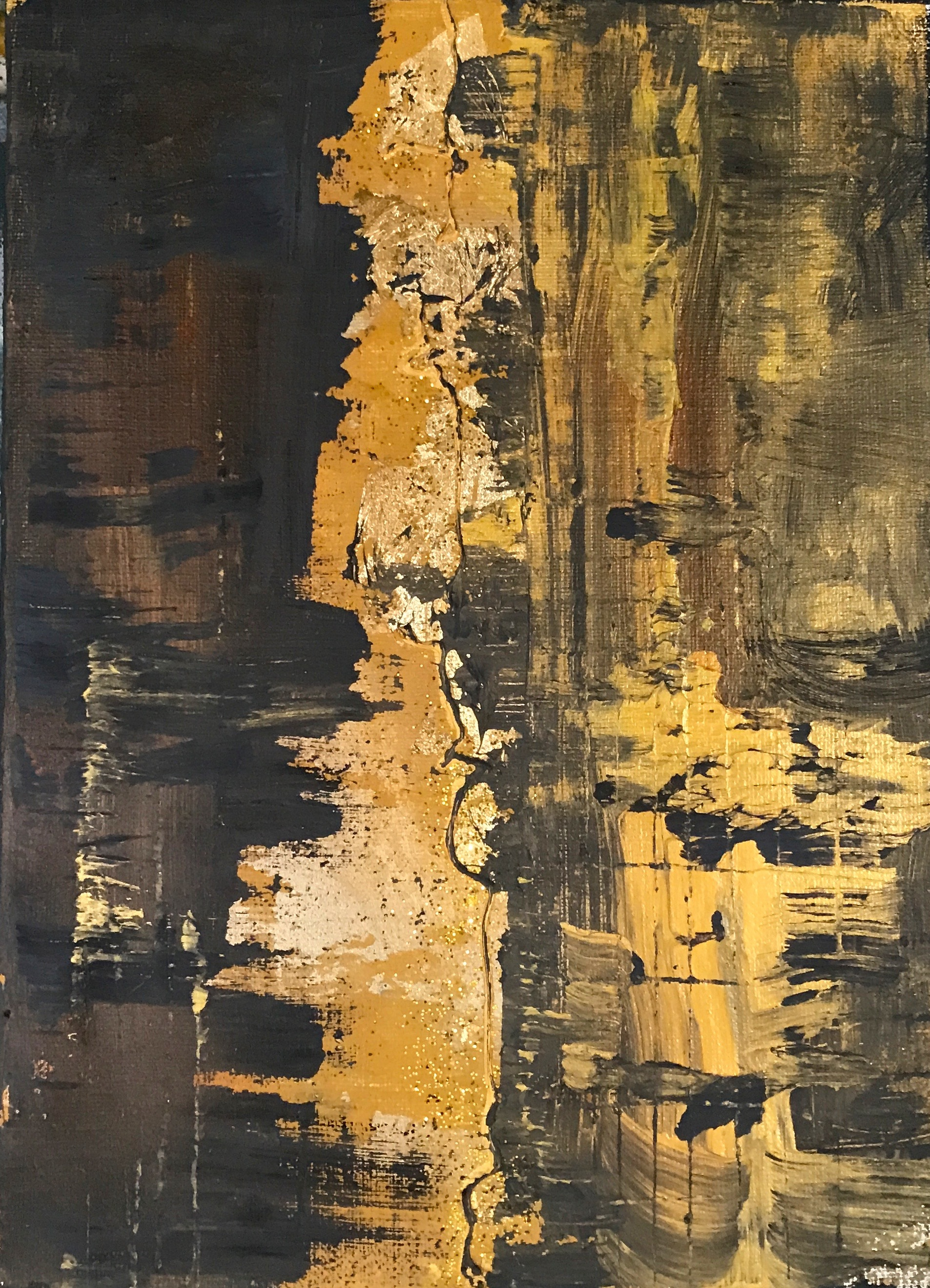 Golden drama, sold