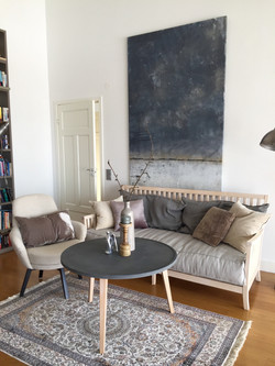 Icesea in livingroom