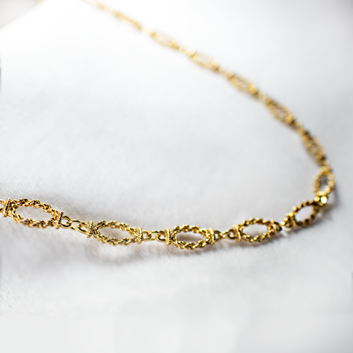 Vintage Oval Rope Chain - 20inch - B.png
