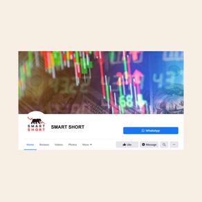 פרופיל וקאבר לפייסבוק - SMART SHORT