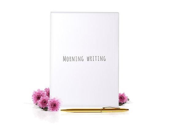 מחברת לכתיבת בוקר   nona