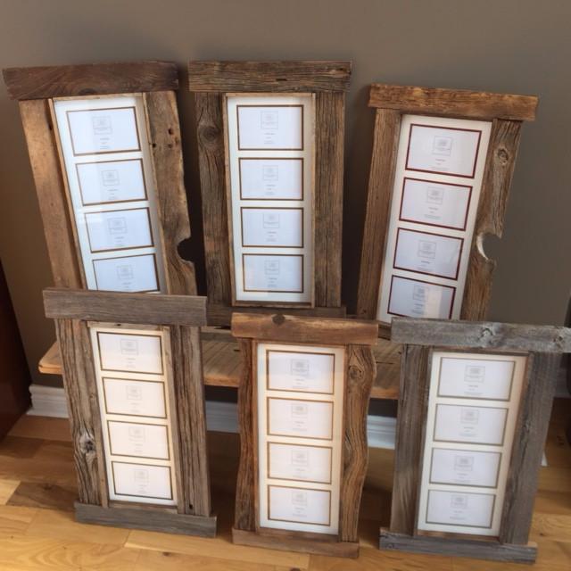 Multi-photo-frames