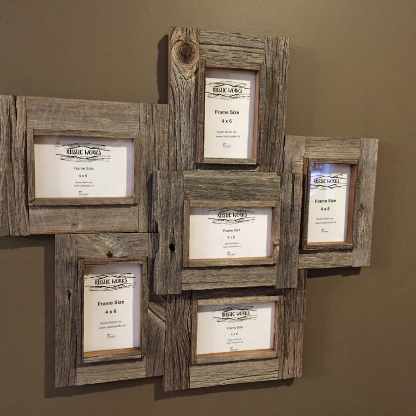 Cluster of mini frames