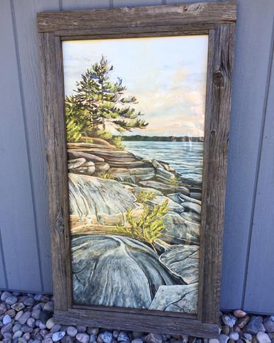 framed-georgian-bay-rustic-works