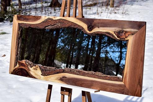 Stunning hardwood
