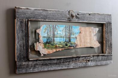 Floating-birch-bark-rustic-works