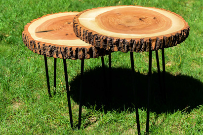 Cookies stacked coffee table