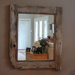 Hallway mirror