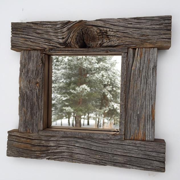 Small 4x4 mirror