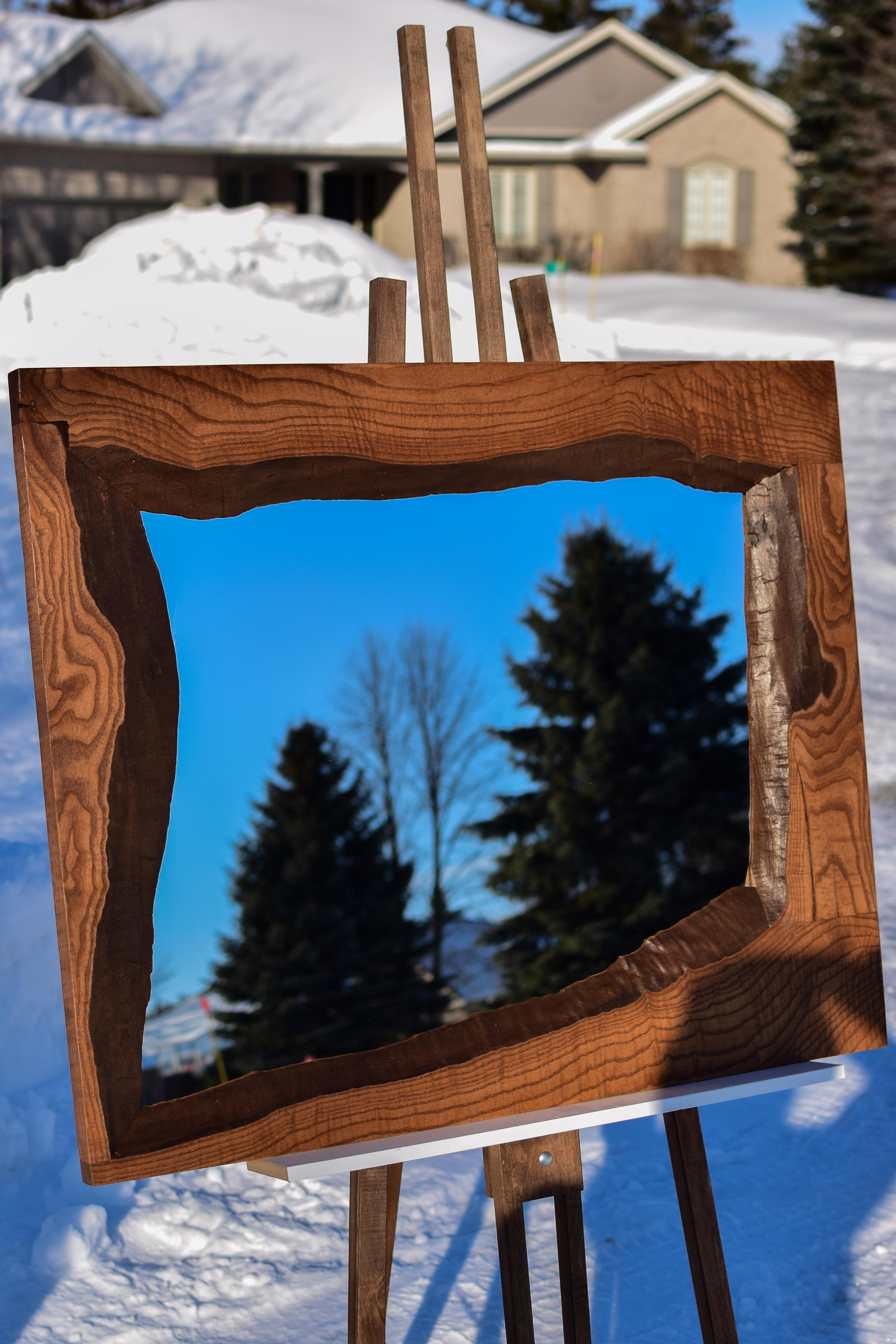 Mirror #4 pic 2 (Maple)