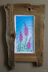 Unique-frame-barn-board
