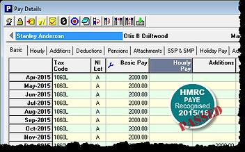 Moneysoft Payroll Manager. Payroll. Payroll Bureau.