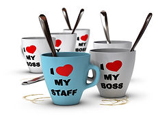 Staff. Employees. HR. Human Resources