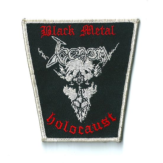 Venom Black Metal Holocaust