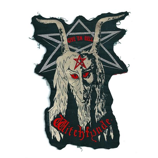 Witchfynde Give 'Em Hell