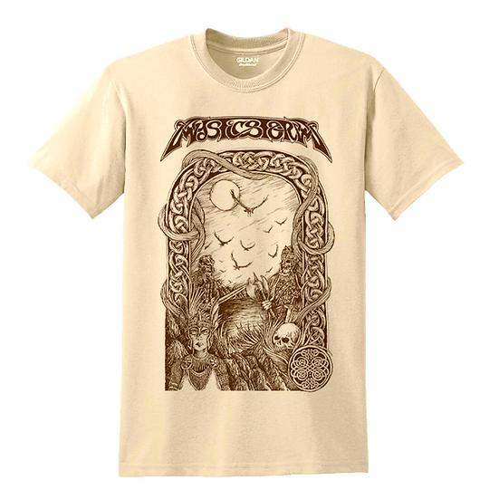 Mystic Storm  Beige T-shirt Official merch
