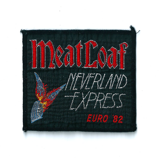 Meat Loaf Neverland Express
