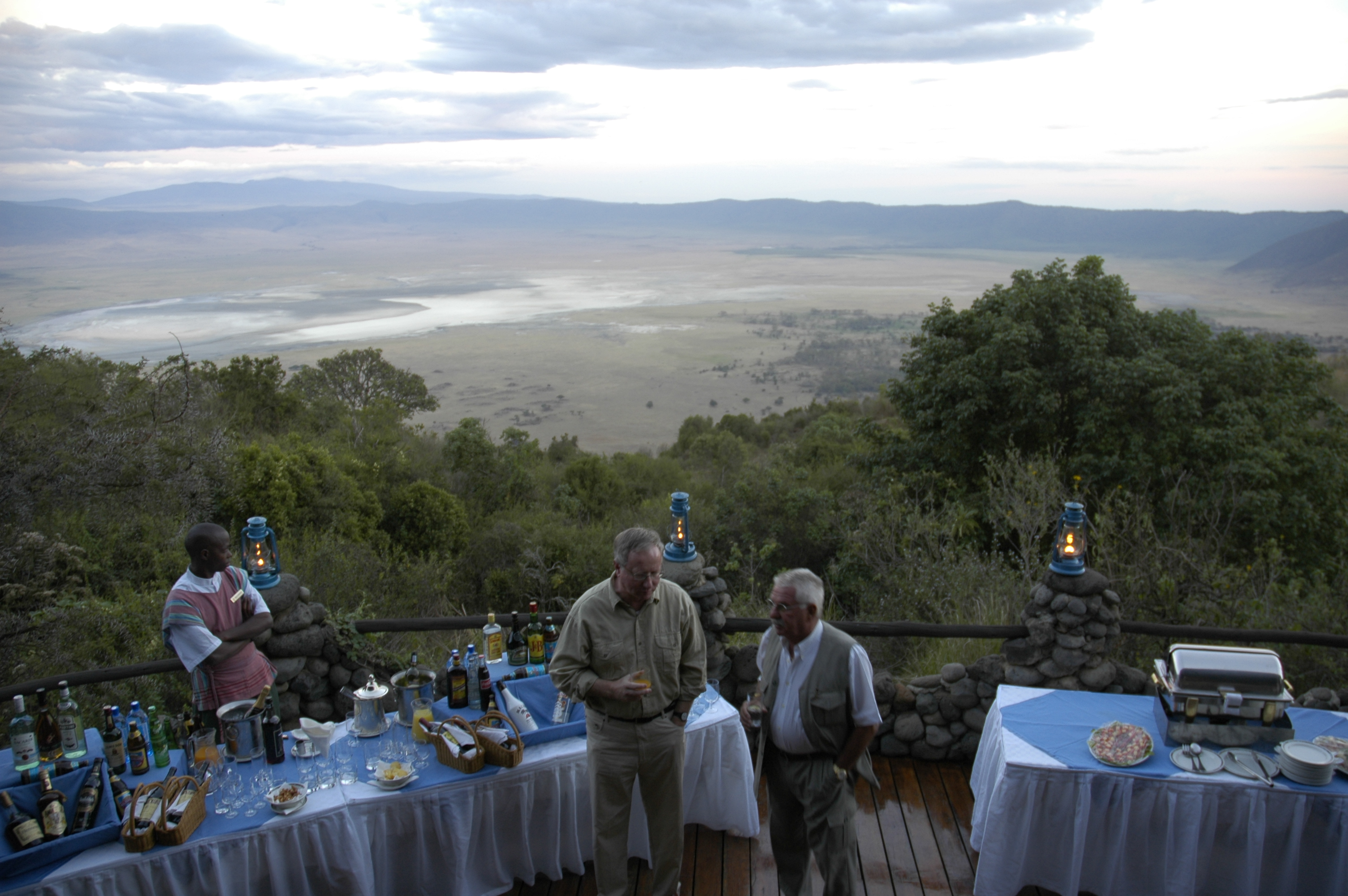 Welcome your delegates, Ngorongoro