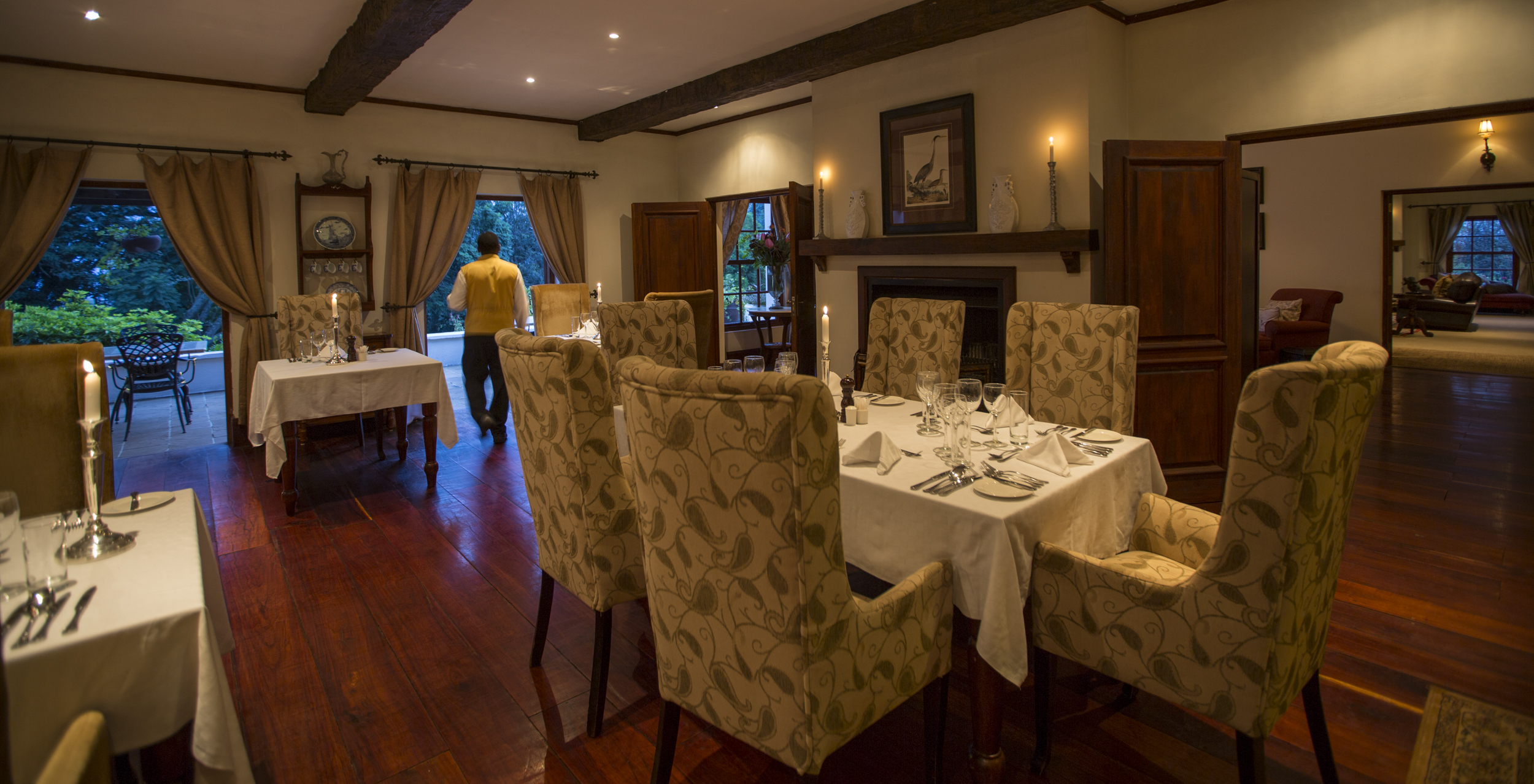 TheManor - Dining Room (c)Silverless