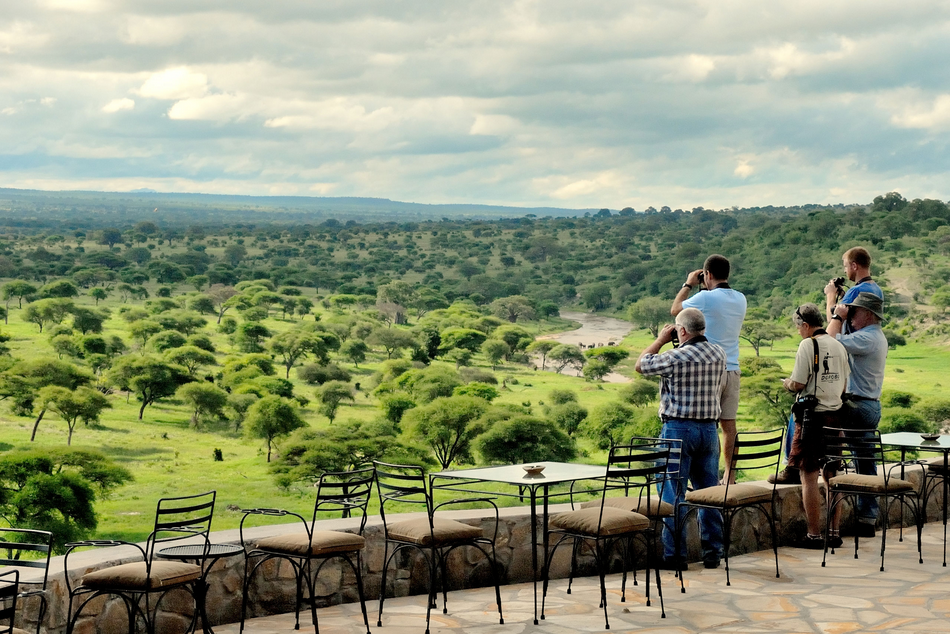 © Tarangire Safari Lodge