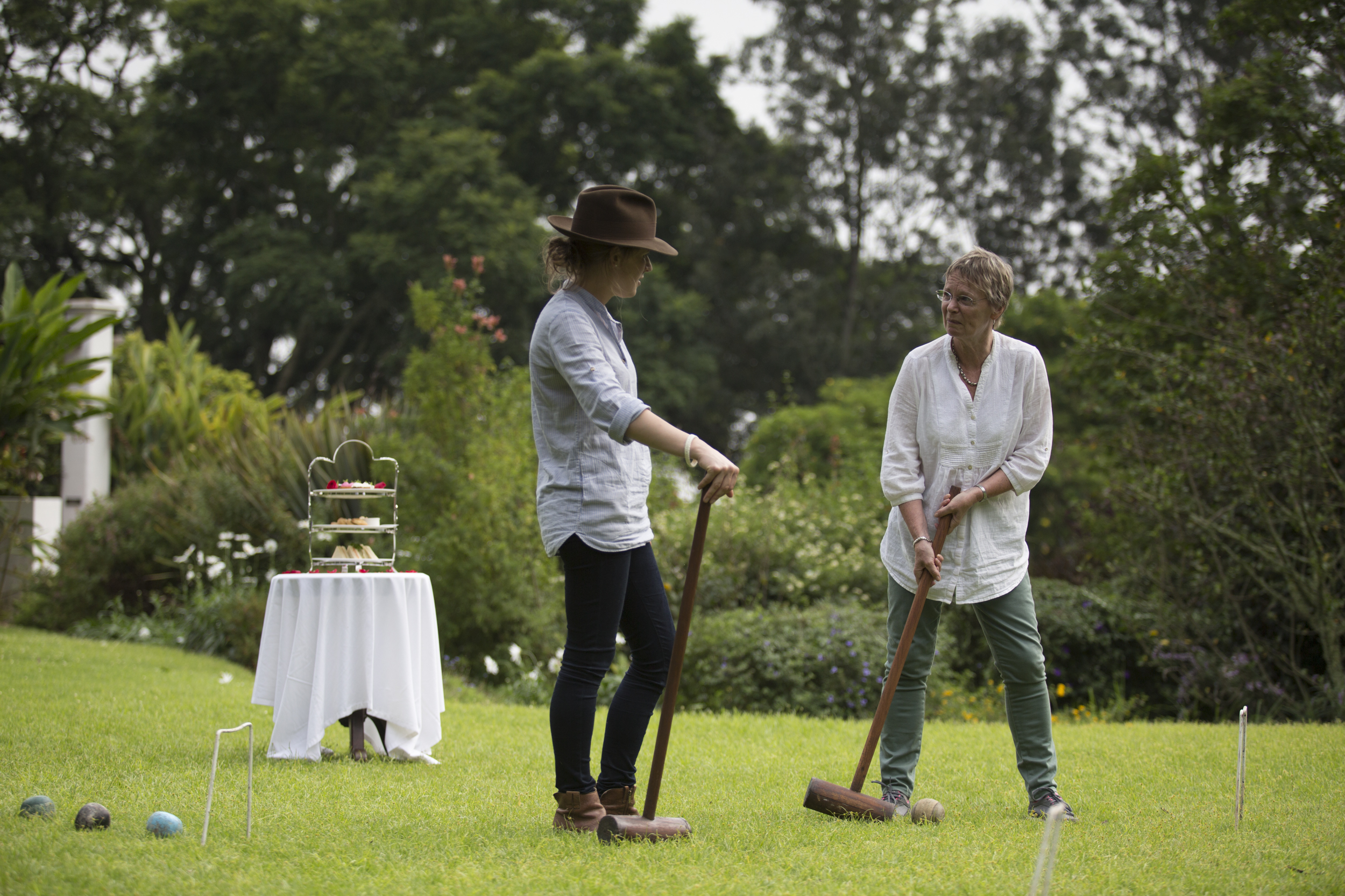 TheManor - Croquet and High Tea (c)Silverless