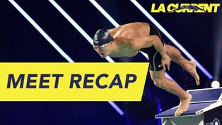LA Current | International Swimming League | Dallas