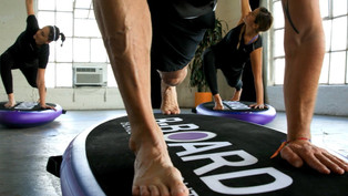 B-Board Workout Promo 1