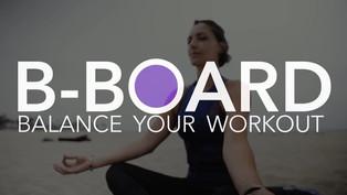 B-Board Workout Promo 2