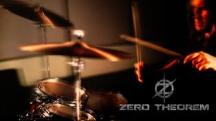 Zero Theorem - Rorschach [Official Drum Playthrough]