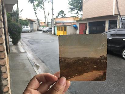 Imagem do Grajaú nos anos 80