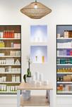 Interieur d'une pharmacie