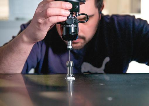 Ouvrier metallurgiste