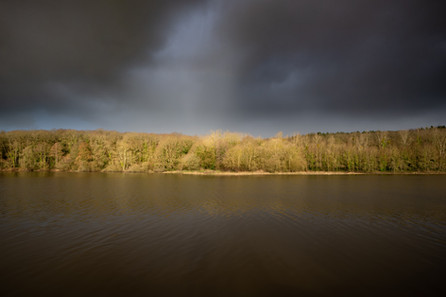 IMMINENT RAINFALL - Lac du Jaunay (La Baudrière)