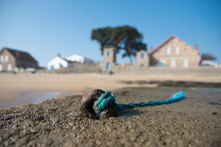 BEACH AT REST - Plage du Vieil, Noirmoutier