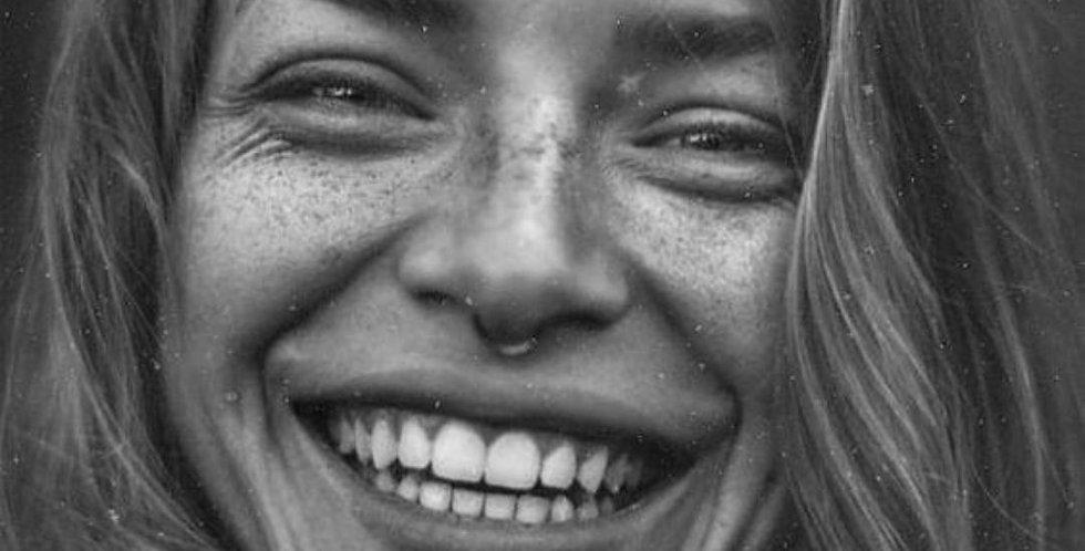 Perfect Straight White Teeth