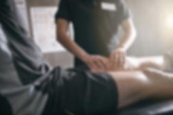 Sports massage Swansea