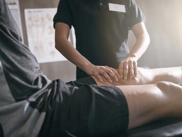 Acute sports injury management
