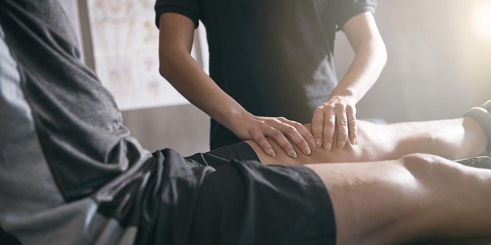 Sports Massage with Tom Benson
