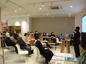 アンチエイジングの青木医師と奥田シェフがトークセッション