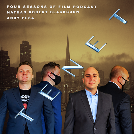 TENET | Four Seasons of Film Podcast | Ep. 355