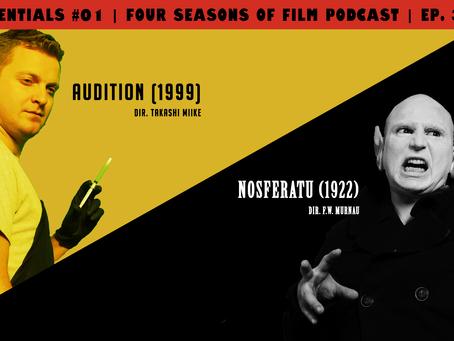 ESSENTIALS #01 | Four Seasons of Film Podcast | Ep. 314