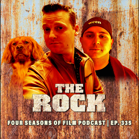 Alcatraz DOUBLE FEATURE | Four Seasons of Film Podcast | Ep. 335