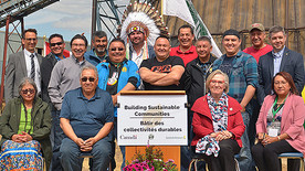 Community Innovation Bringing Clean Energy To Saskatchewan