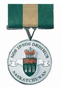 Lieutenant Governor Presents The 2018 Saskatchewan Volunteer Medals